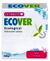 """Экологические таблетки для посудомоечной машины """"Эковер""""30шт, 600гр"""