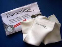 """Салфетка для чистки изделий из серебра с защитой от потускнения """"Diamonique"""" 1шт"""