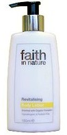 "Лосьон для тела ""faith in nature"" стимулирующий 150мл"