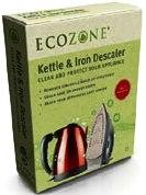 Экологический удалитель накипи для бытовых приборов Ecozone 3 шт х 20 гр